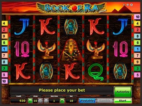 book of ra играть