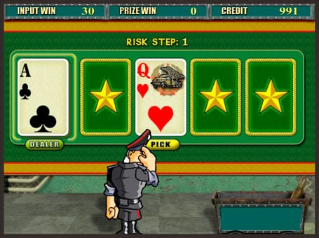 Риск игра на игровом автомате Resident