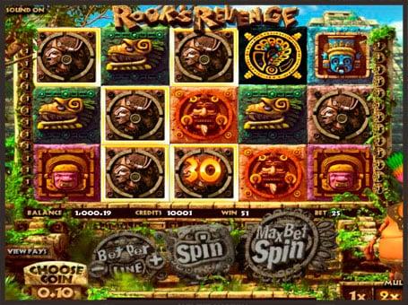 Символы игрового автомата Rook`s Revenge